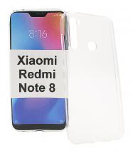 Ultra Thin TPU Deksel Xiaomi Redmi Note 8