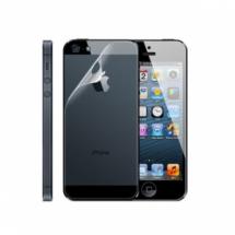 Front & Back skjermbeskyttelse iPhone 5/5S