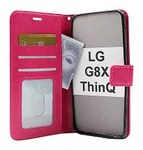 Crazy Horse Wallet LG G8X ThinQ (LMG850)