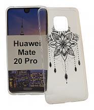TPU Designdeksel Huawei Mate 20 Pro