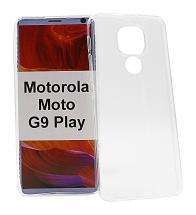 TPU-deksel for Motorola Moto G9 Play