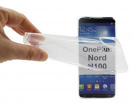 Ultra Thin TPU Deksel OnePlus Nord N100