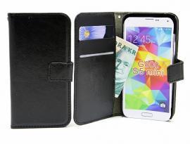 Crazy Horse wallet Samsung Galaxy S5 Mini (G800F)