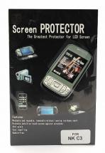 Skjermbeskyttelse Nokia C3