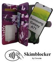 Skimblocker XL Magnet Designwallet Samsung Galaxy A71 (A715F/DS)