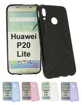 S-Line Deksel Huawei P20 Lite