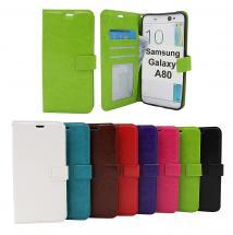 Crazy Horse Wallet Samsung Galaxy A80 (A805F/DS)