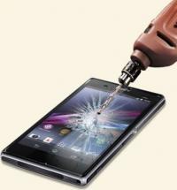 Glassbeskyttelse Sony Xperia V (LT25i)