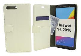 Standcase Wallet Huawei Y6 2018