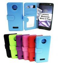 Lommebok-etui Lenovo Motorola Moto Z Play