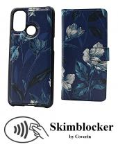 Skimblocker Magnet Designwallet OnePlus Nord N100