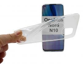 Ultra Thin TPU Deksel OnePlus Nord N10