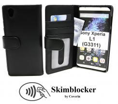 Skimblocker Lommebok-etui Sony Xperia L1 (G3311)