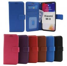 New Standcase Wallet Xiaomi Mi 8