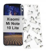 TPU Designdeksel Xiaomi Mi Note 10 Lite