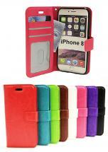 Crazy Horse Wallet iPhone 8
