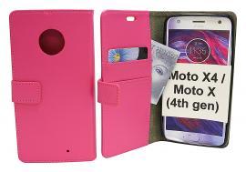 Standcase Wallet Moto X4 / Moto X (4th gen)