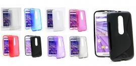 S-Line Deksel Motorola Moto G 3 LTE (XT1541)
