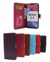 New Standcase Wallet Nokia 2.3