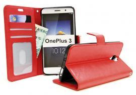 Crazy Horse Wallet OnePlus 3