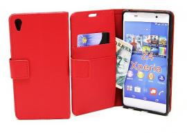 Standcase TPU wallet Sony Xperia Z3+ (E6553)