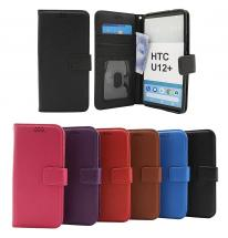New Standcase Wallet HTC U12 Plus / HTC U12+