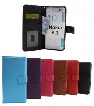 New Standcase Wallet Nokia 5.3