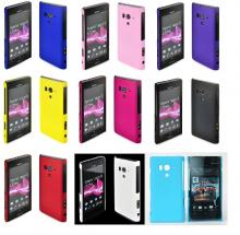 Hardcase Deksel Sony Xperia Acro S (LT26w)