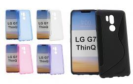 S-Line Deksel LG G7 ThinQ (G710M)