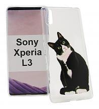 TPU Designdeksel Sony Xperia L3