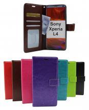 Crazy Horse Wallet Sony Xperia L4