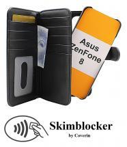 Skimblocker XL Magnet Wallet Asus ZenFone 8 (ZS590KS)