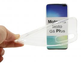 Ultra Thin TPU Deksel Motorola Moto G8 Plus