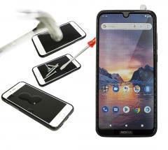Full Frame Skjermbeskyttelse av glass Nokia 1.3