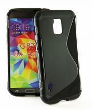 S-Line Deksel Samsung Galaxy S5 Active (SM-G870)