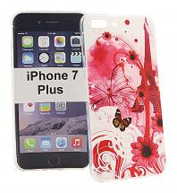 TPU Designdeksel iPhone 7 Plus