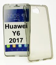 Ultra Thin TPU Deksel Huawei Y6 2017 (MYA-L41)