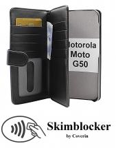 Skimblocker XL Wallet Motorola Moto G50