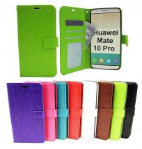 Crazy Horse Wallet Huawei Mate 10 Pro