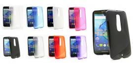 S-Line Deksel Motorola Moto X Style