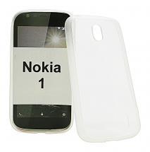 Ultra Thin TPU Deksel Nokia 1