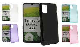 TPU Deksel Samsung Galaxy A71 (A715F/DS)
