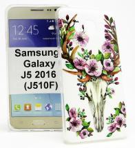 TPU Designdeksel Samsung Galaxy J5 2016 (J510F)