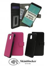 Skimblocker Magnet Wallet Samsung Galaxy J6 2018 (J600FN/DS)
