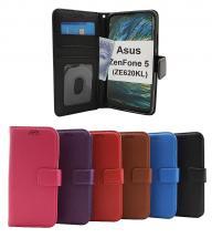 New Standcase Wallet Asus ZenFone 5 (ZE620KL)