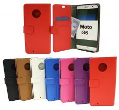 Standcase Wallet Motorola Moto G6