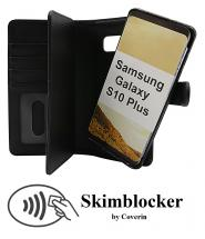 Skimblocker XL Magnet Wallet Samsung Galaxy S10 Plus (G975F)