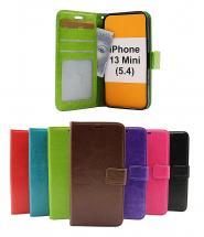 Crazy Horse Wallet iPhone 13 Mini (5.4)