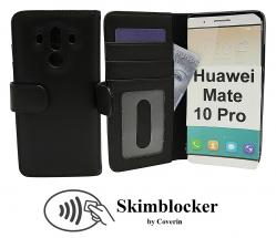Skimblocker Lommebok-etui Huawei Mate 10 Pro