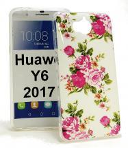 TPU Designdeksel Huawei Y6 2017 (MYA-L41)